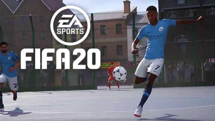 FIFA 20 amazon