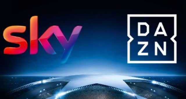 come fare ticket dazn su sky