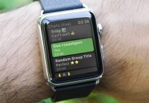 come mettere whatsapp su apple watch