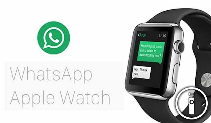come mettere whatsapp su apple watch -3