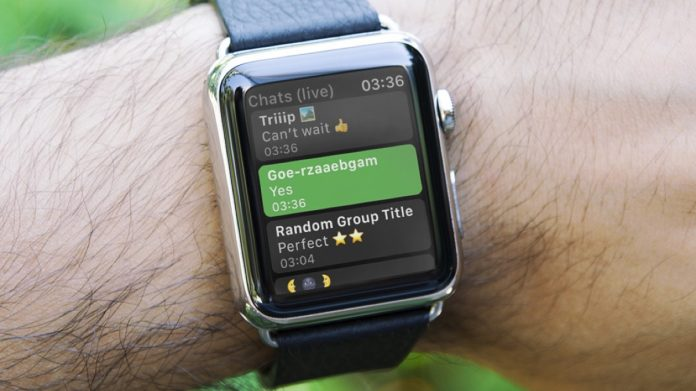 come mettere whatsapp su apple watch