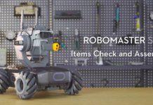 come montare robomaster s1