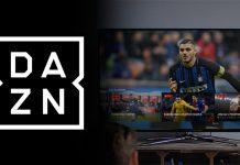 come scaricare app DAZN su Smart TV