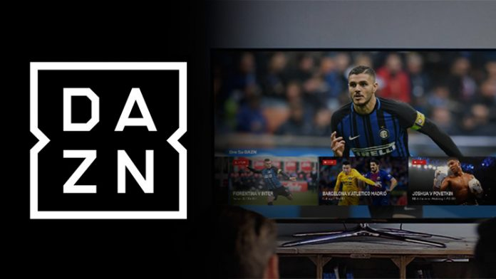 come scaricare app DAZN su Smart TV