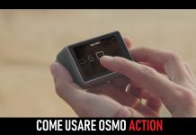 come usare osmo action