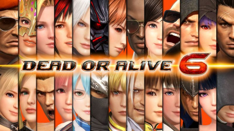 dead or alive 6 -2