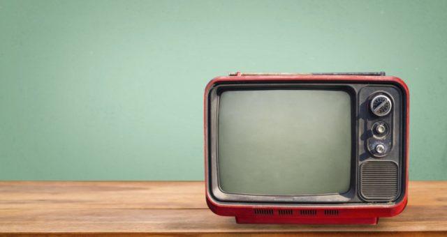 quando è nata la televisione