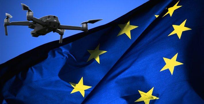 regolamento europeo droni -2