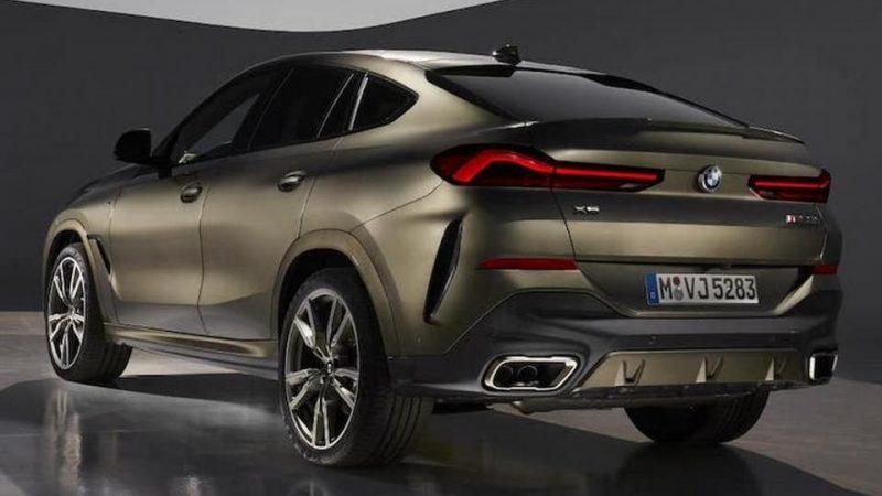 nuova BMW X6 -2