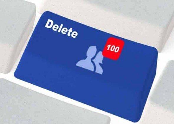 come eliminare amici da facebook -2
