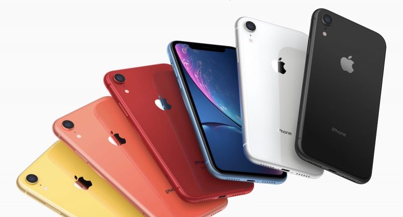come spegnere iphone xr -2