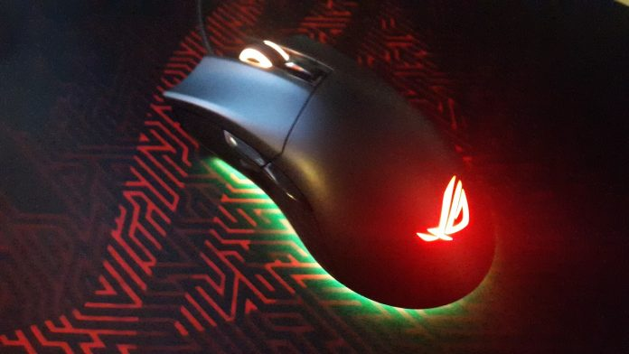 miglior mouse gaming asus 2019