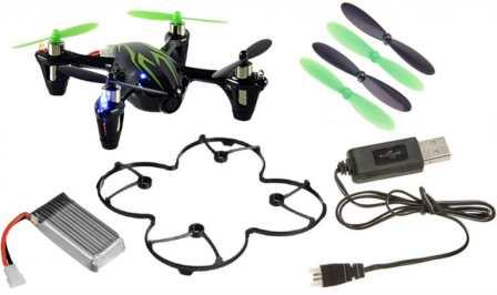 migliori droni sotto i 50 euro-hubsan x4