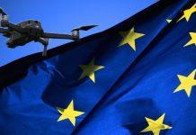 regolamento europeo droni