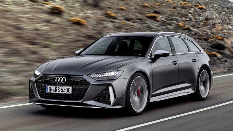 Audi RS 6 Avant -2