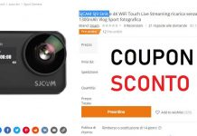 SJCAM sj9 strike coupon banggood