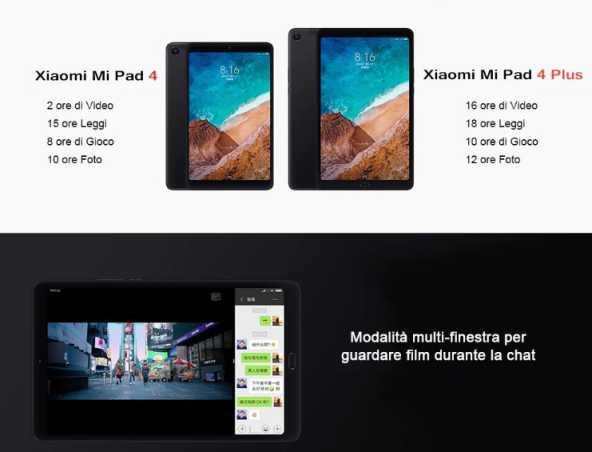 Xiaomi Mi Pad 4 Plus Coupon Banggood-2