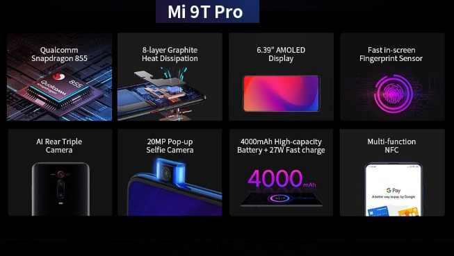 Xiaomi mi 9t Pro coupon gearbest-2