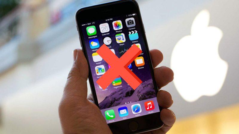 come spegnere iphone bloccato -2