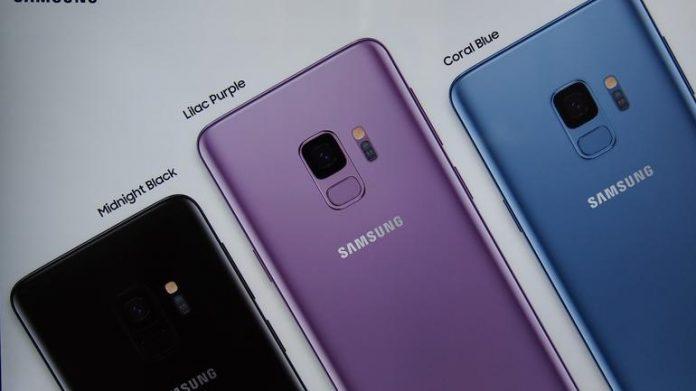 samsung galaxy s9 aggiornamento