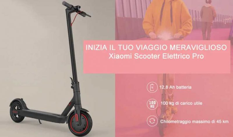 xiaomi scooter pro coupon gearbest-2