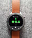 amazfit gtr 47mm cronometro