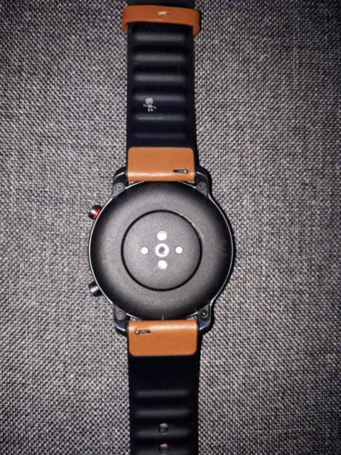 amazfit gtr 47mm dimensioni