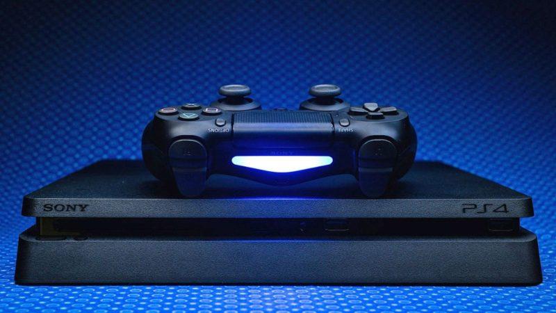 come aggiornare giochi PS4