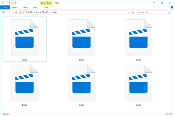 come aprire file mkv