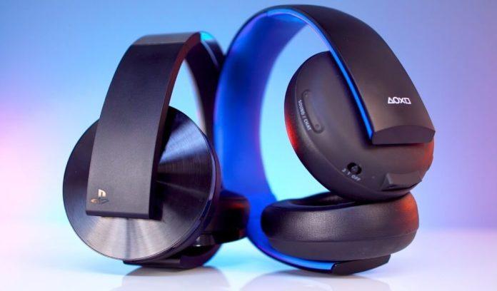come collegare cuffie wireless alla PS4