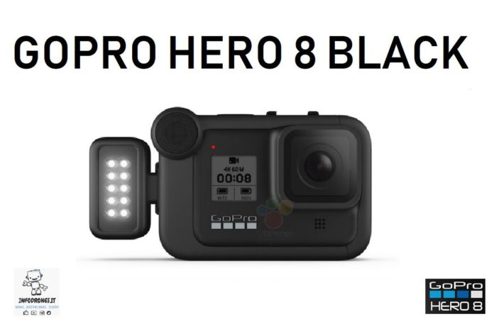 gopro hero 8 black anticipazioni