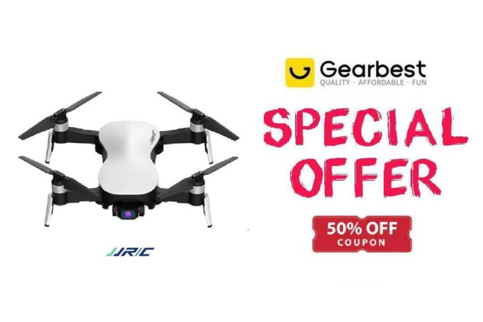 jjrc x12 coupon gearbest