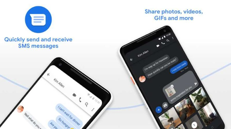 sms 2.0 google contro whatsapp e telegram