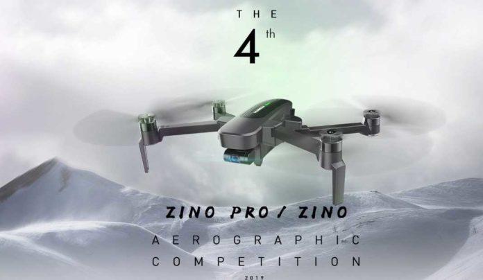 vinci drone zino pro concorso hubsan