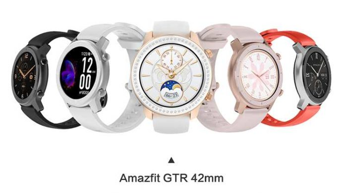 Amazfit GTR Versione Swarovsky in promo su Gearbest