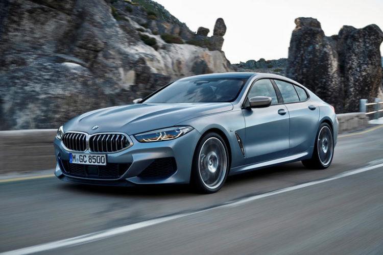 BMW M8 Gran Coupè Competition -2