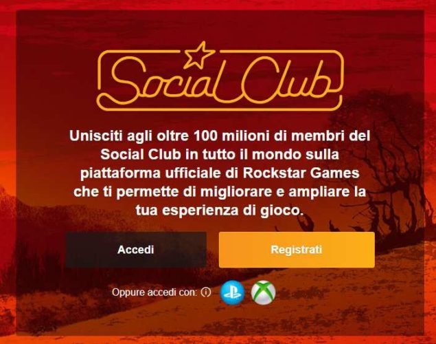 Come entrare in una Crew GTA 5 Online-social club rockstar