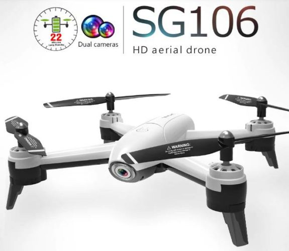 Coupon SG106 Drone Gearbest-offerta