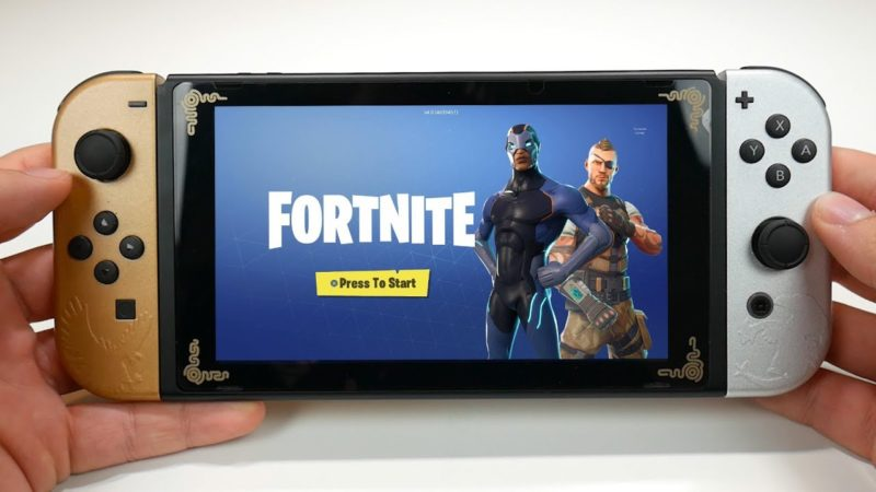 come parlare su fortnite nintendo switch -2