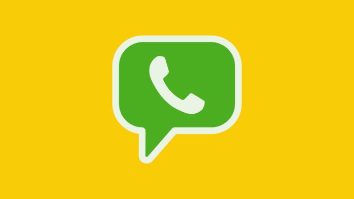 come togliere segnalazione su whatsapp