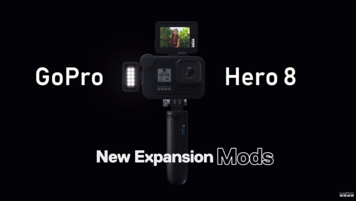 gopro hero 8 specifiche