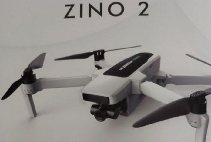 drone hubsan zino 2