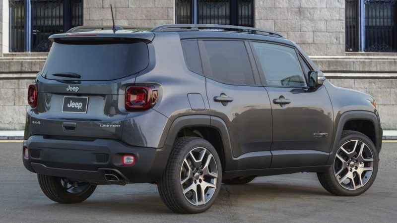 jeep renegade 2020 -2