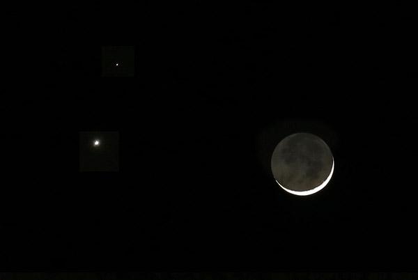 luna saturno congiunzione