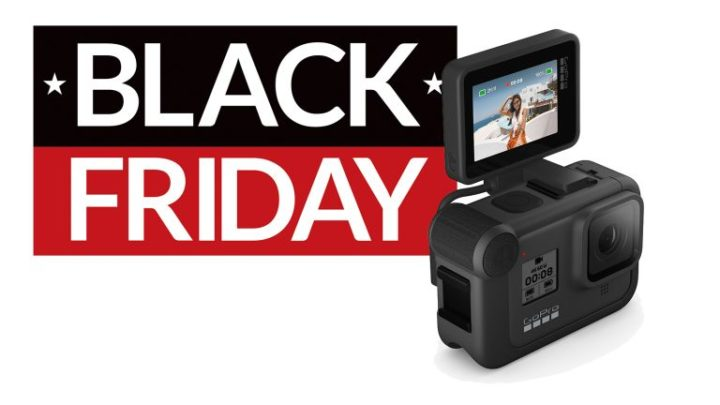 Black Friday Gopro Hero 8 Black Offerta Spaziale Infodrones It