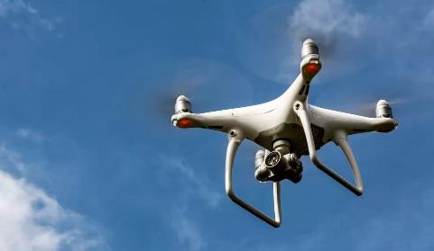 drone consegna droga