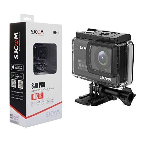 migliori action cam-sjcam pro 4k