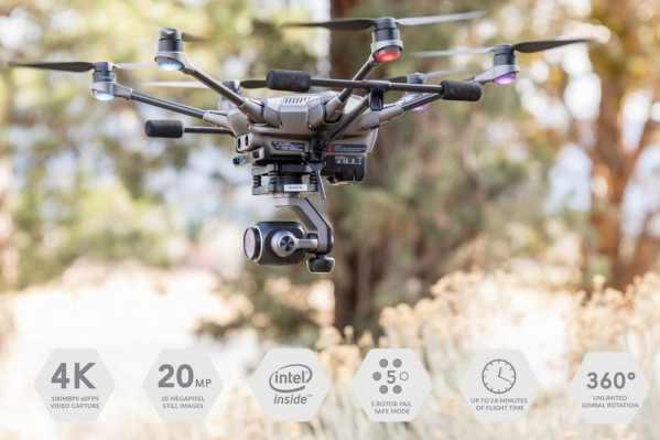 migliori droni 2020-typhoon h plus