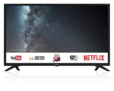 migliori smart tv 2020-sharp aquos