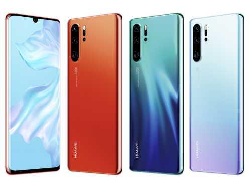 migliori smartphone cinese-huawei p30 pro